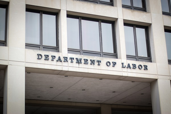 department of Labor offcice DOL